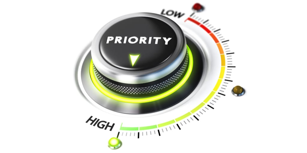 high priority tasks can be completed