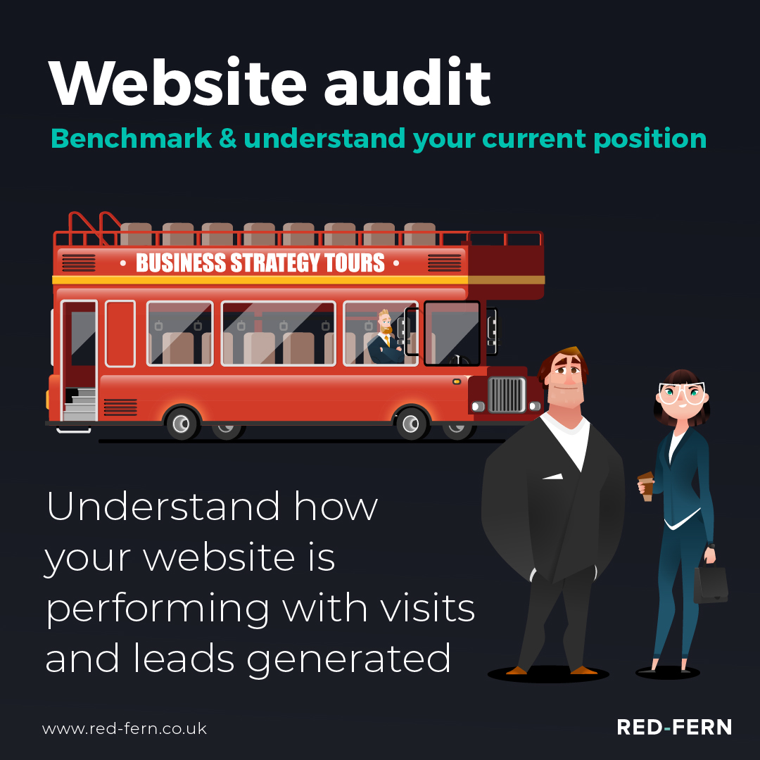 The Bus Has Stopped Website Audit