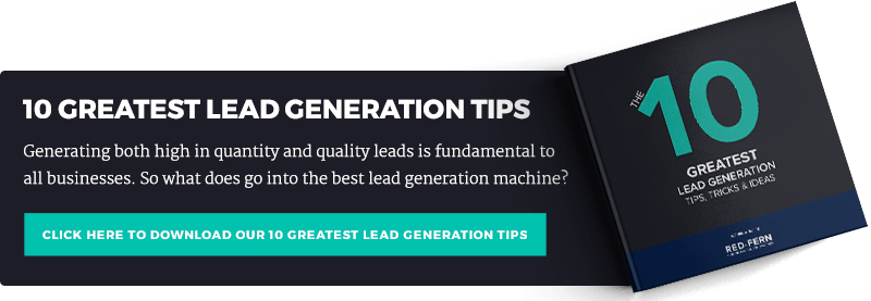 Greatest Lead Generation Tips