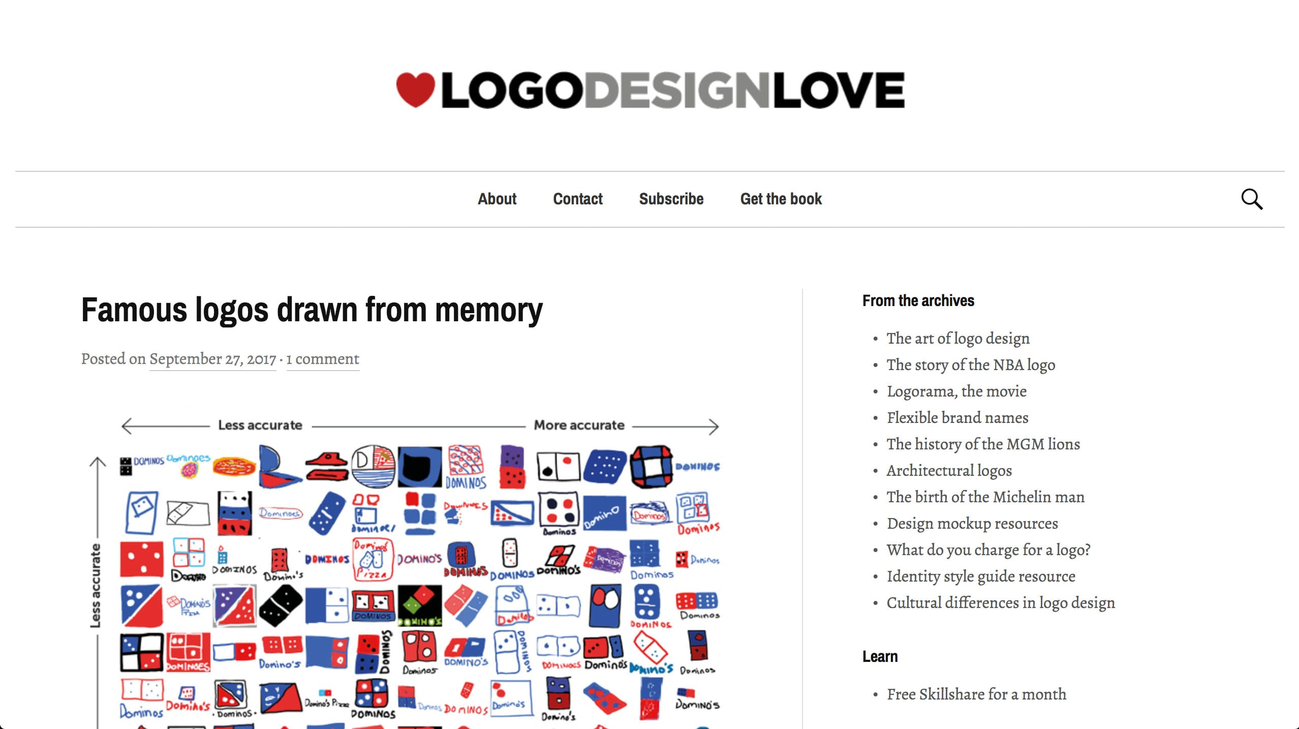Logo Design Love Website