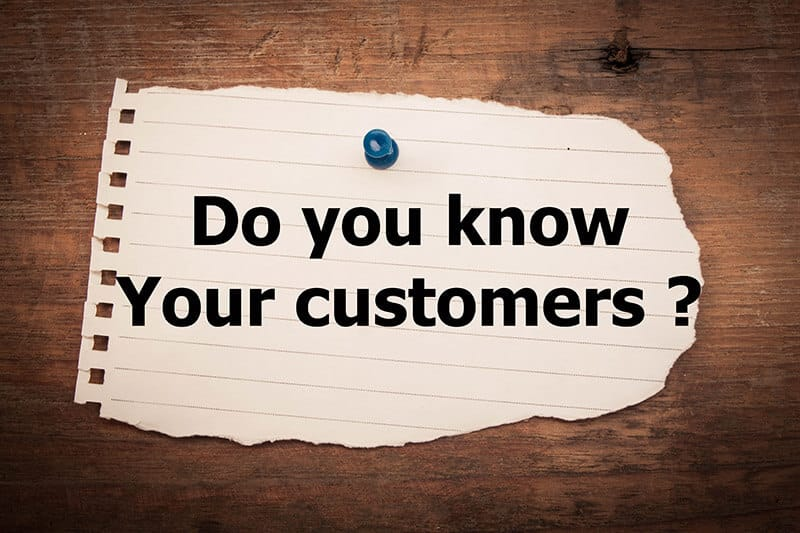 creating buyer personal - do you know your customers?