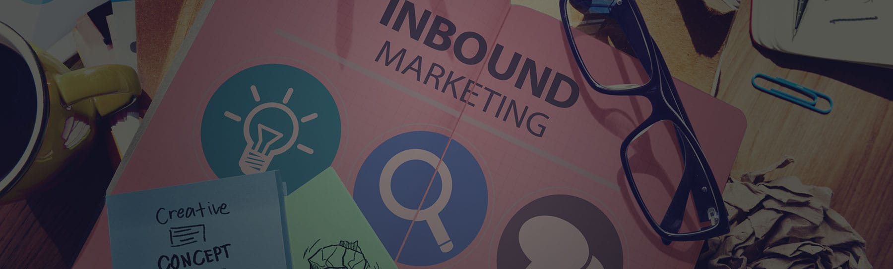 plans and ideas for inbound digital marketing