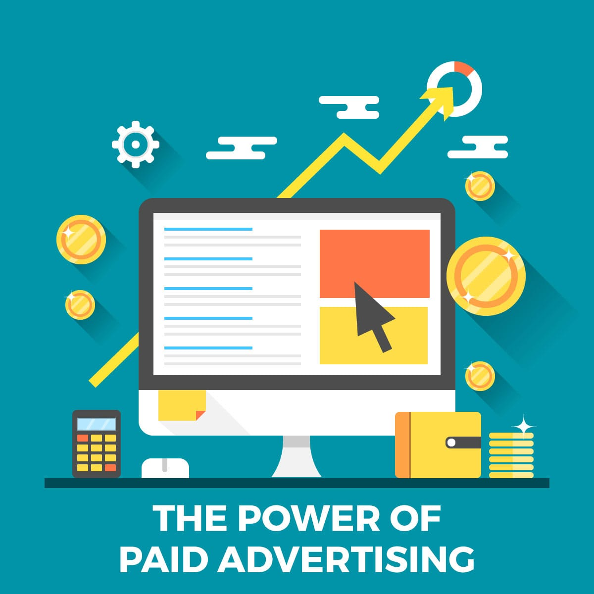 Paid Social Media Advertising