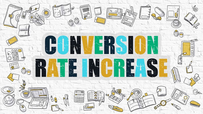 website redesign conversion increase