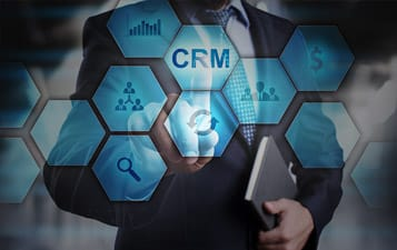 off the shelf crm