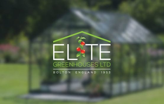 Elite Greenhouses manufacturing website