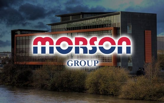 Morson Intranet Case Study