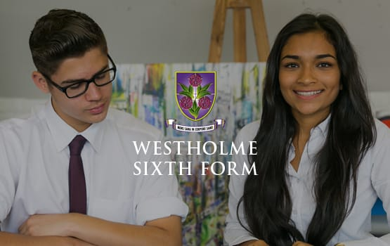 Westholme 6th Form Website